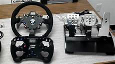 look fanatec clubsport wheel base bmw m3 gt2