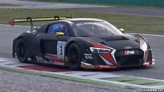 2016 Audi R8 Gt3 Amazing V10 Sounds Track