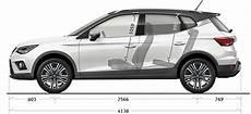 arona reference dane techniczne moc silnika i wymiary