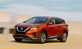 2020 Nissan Murano Preview And Prices