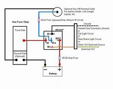 14 Pin Relay Wiring Diagram Topic Aux Fuse Box Wiring