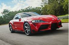 toyota brings back the supra sports car after almost two