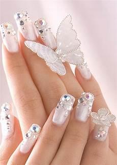 the 15 best wedding nail ideas