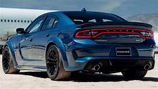 2020 dodge charger hellcat unveiled