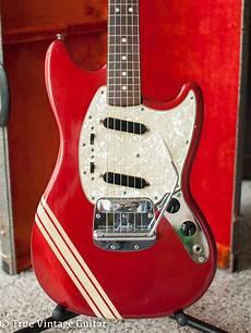 new fender mustang 1969 fender mustang competition true vintage guitar