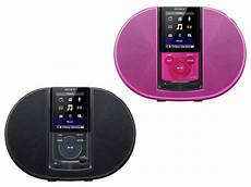 mp3 player kaufen mp3 player sony nwz e444k mit lausprechern audio