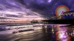 Santa Monica Wallpaper 51  Images
