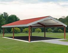 Steel I Beam Single Roof Rectangle Pavilions