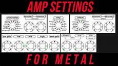 best for metal peavey vypyr 15w metal settings