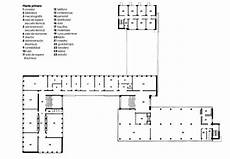 bauhaus house plans bauhaus building in dessau data photos plans