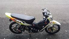 Honda Revo Modifikasi by Honda Revo Modifikasi Honda Revo 100 Cc Modifikasi