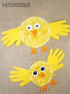 Basteln Mit Kindern Im Fr 252 Hling Und F 252 R Ostern