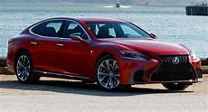 2019 lexus ls launches in the u s priced cheaper than