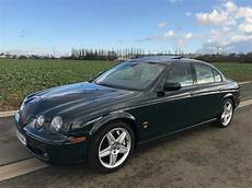 occasion jaguar s type jaguar s type r 4 2 v8 berline vert fonc 233 occasion 10