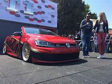 Golf 7 Gti Cabrio Doesn T Exist Unless You Build One For