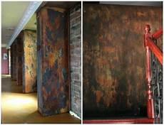 Wand Metallic Effekt - modern masters metal effects wall finishes by igor