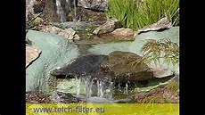 Teich Selber Bauen - wasserfall f 252 r teich und garten selber bauen