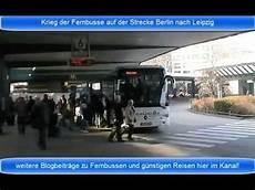 Fernbus Nach Berlin - krieg der fernbusse auf der strecke berlin nach leipzig