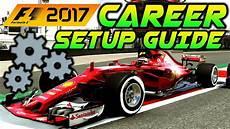 f1 2017 setups f1 2017 career mode setup guide all tracks