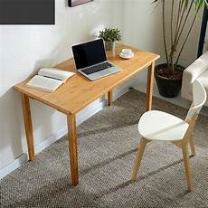 simple office computer desk home desk small wooden table