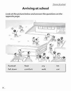 composition worksheets with pictures 22722 image result for theme at school picture composition picture composition school pictures