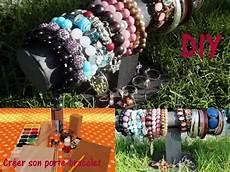 Diy N 176 1 Fabriquer Un Porte Bracelet