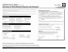 osha 300 form osha form 300 fill save pdf osha 300