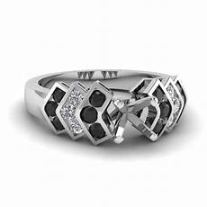 2019 popular wedding rings settings without center stone