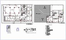 electrical installation floor plan with electrical legend of communal office dwg file