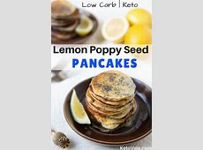 low fat lemon poppy seed muffins_image