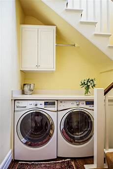 Laundry Room Stairs small spaces an ikea laundry room the stairs