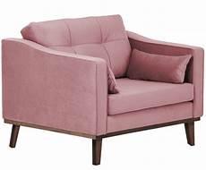 rosa samt sessel samt sessel alva aus samt in rosa westwingnow