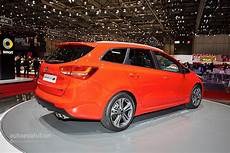 Kia Cee D In Gt Line Guise Is A Cinderella In Geneva
