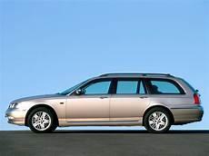 rover 75 tourer eu spec 2001 03