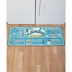 Laundry Room Rug Runner