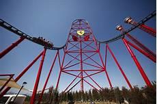 parc d attraction ferrari ouverture du parc d attractions europ 233 en