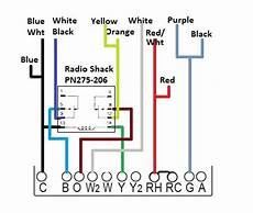 wirethermostatwiring exles instructions all about wiring diagram