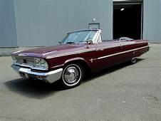 Heritage Burgundy 1963 Ford Galaxie 500 For Sale  MCG