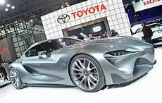 toyota supra neu new york 2015 toyota konzept ft 1 oder neue supra japansport
