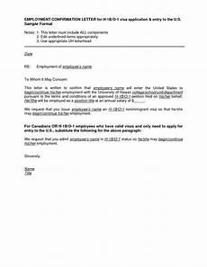 employment letter visa application sle employment letter for immigrant visa immihelp email