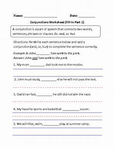 conjunction worksheets for grade 3 cbse 16 best images of printable grammar worksheets for 3rd grade prefix suffix worksheets 2nd