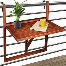 balcony hanging table folding wooden side bistro terrace
