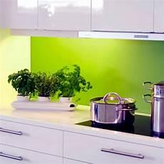 Küche Spritzschutz Wand - modern glass kitchen splash back wall designs offer