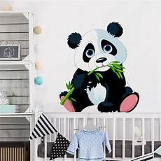 wandtatoo kinderzimmer wandtattoo kinderzimmer naschender panda