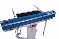 baileigh magnetic sheet metal folder bb 4816m