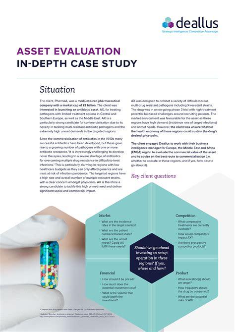In Depth Case Study