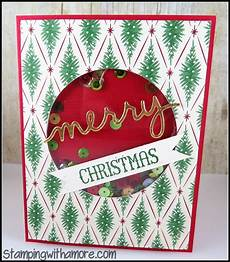 merry christmas in july cards stingwithamore christmas in july merry shaker card