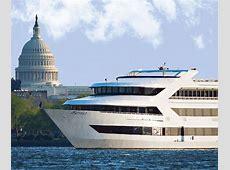 Spirit of Washington Lunch & Dinner Cruises