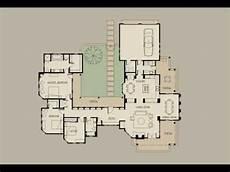 Courtyard House Plans Designs Ideas