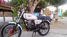Modifikasi Gl 100 Klasik by Pedeoke5758 Honda Gl 100 Modifikasi